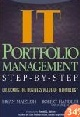 Bryan Maizlish, Robert Handler: IT Portfolio Management: Unlocking the Business Value of Technology